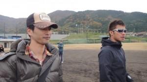 阪神鳥谷と虎講師