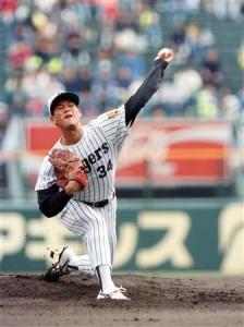 阪神 マイク仲田 画像