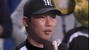 新井貴浩ヒーローインタビューナゴド