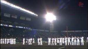 阪神タイガース 2014甲子園1勝目