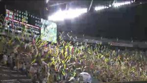 札幌ドームラッキーセブン