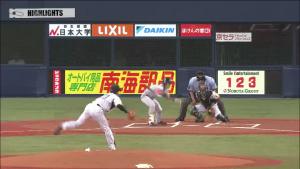 岩田 奪三振 好投