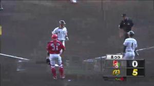 マートンダメ押し2ラン 広島戦