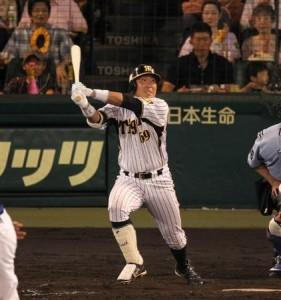 森田一成 阪神 退団 2014