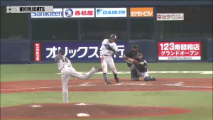阪神開幕戦4連打 2015