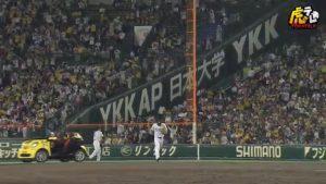 藤川球児 クローザー復帰登板